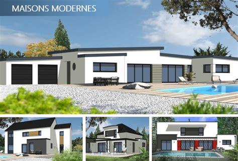 la maison moderne a quoi ressemble t constructions du belon