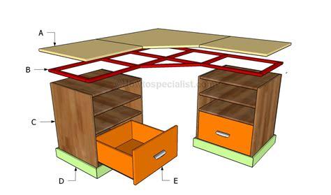 build a corner desk 6713
