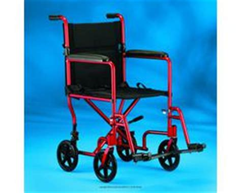 invacare aluminum lightweight transport chair