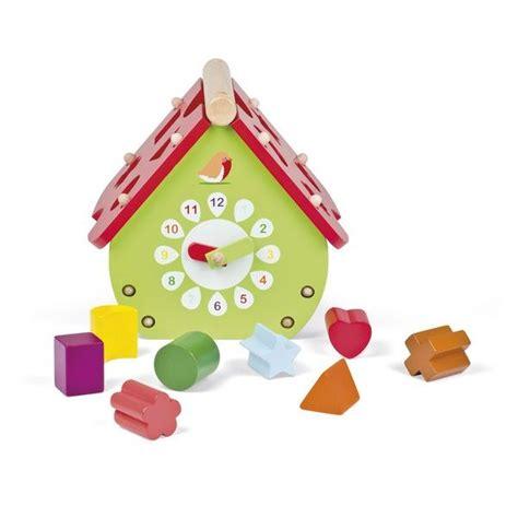 maison 224 formes en bois jouet d 233 veil janod lapouleapois fr