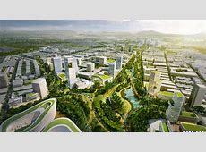 3D Masterplan Renderings – 3D Architectural Rendering