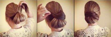 Step By Step Elegant Updos Prom Hairstyle Updos Quick Elegant Chingon Rose Gold Hair Pinterest Natural Hairstyles For Graduation Cap African Smart Casual Little Girl Pageant Short Dark Anime Summer Medium Length Updos 2015