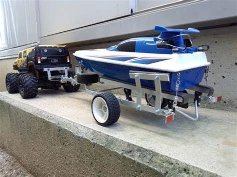 Fast Lane Rc Boat Wave Chaser by Rc Test Drive For Towing A Boat And Trailer In The G Drive