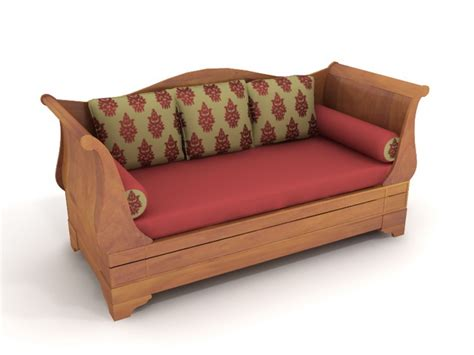 Wooden Sofa Bed 3d Model 3dsmax Files Free Download Crushed Velvet Sofa Bed Brown Sofas With Cushions Restoring Leather Colour End Of Line Spare Parts Cheap Mini Sectional Average Seat Depth A Best Material For Allergies