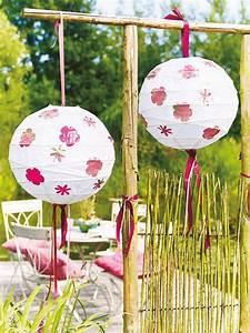 Basteln Für Den Garten : einfache bastelanleitung f r h bsche garten lampions ~ Markanthonyermac.com Haus und Dekorationen