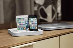 Ipad Iphone Ladestation : photofast ultradock ii eine ladestation f r zwei iphones und ein ipad ~ Markanthonyermac.com Haus und Dekorationen