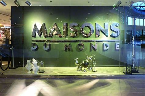 magasin ameublement maison du monde