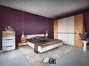 Welche Farbe Zu Kernbuche : schlafzimmer massivholz m bel zum wohlf hlen ~ Markanthonyermac.com Haus und Dekorationen