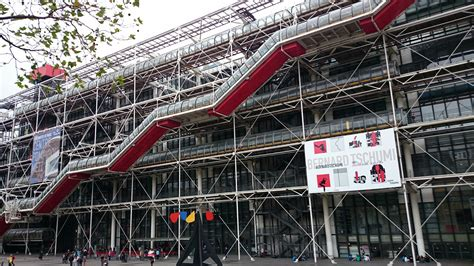 national museum of modern centre pompidou visions of travel