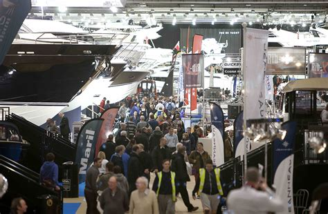 London Boat Show Visitors 2017 by London Boat Show 2017 Preview Boats