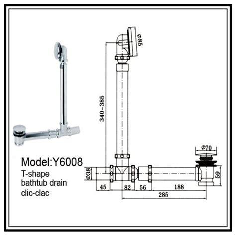 bathtub drain diagrams 171 bathroom design