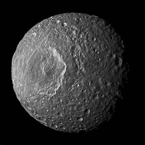 Saturn Moon May Hide a 'Fossil' Core or an Ocean | NASA