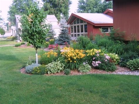 Perennial Garden Designs Zone 5 My Parents Perennial