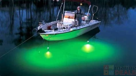 Diy Boat Drain Plug Led Light by Buy Portable Underwater Led Fishing Light With 5m Cable