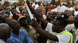 The Blogger: Uganda's incumbent president takes an early ...
