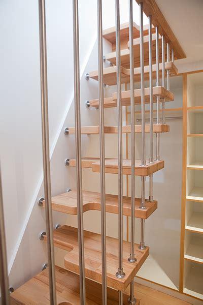 escalier gain de place images