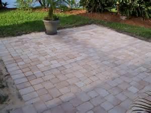 cheap patio ideas pavers decosee