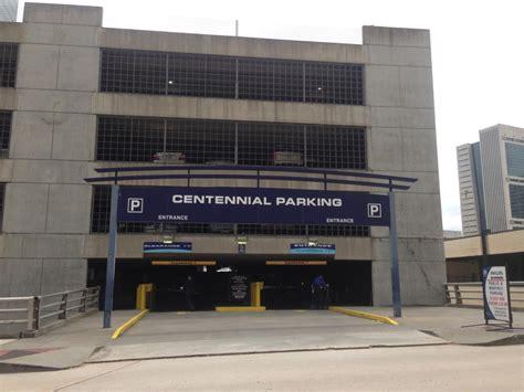 centennial parking garage parking in atlanta parkme