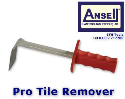 ansell floor wall 90 degree cranked tile wood board removal remover chisel tr1 ebay