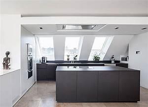 Küche In Dachschräge : die besten 17 ideen zu k che dachschr ge auf pinterest einrichten wohnen k che gem tlich ~ Markanthonyermac.com Haus und Dekorationen