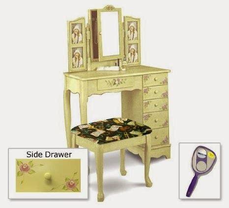 Vanity And Work Desk Combo by Vanity Desk Desk Vanity Combo