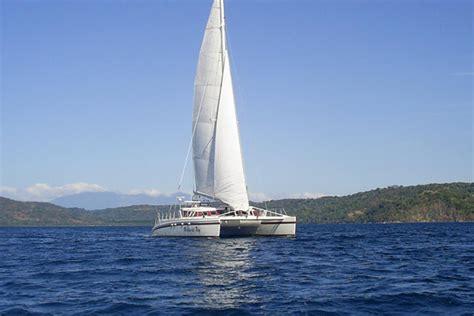 Catamaran Spanish Dancer by Costa Rica Daily Tours Catamaran Island Adventure From