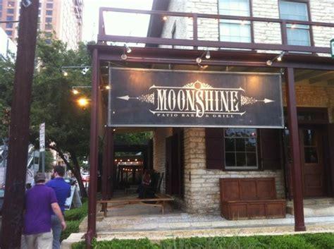Moonshine Patio Bar And Grill by A Facility Picture Of Moonshine Patio Bar
