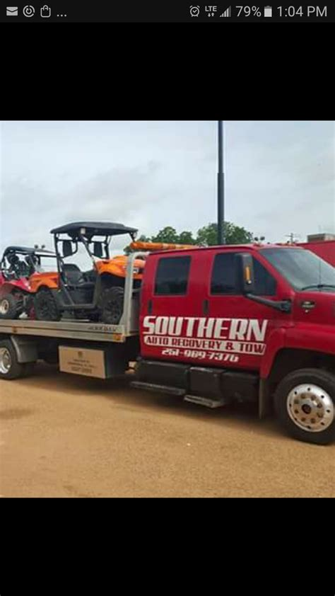 Tow Boat Jobs In Alabama by Southern Auto Recovery Tow In Robertsdale Alabama 36567