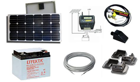 kit solaire eco project