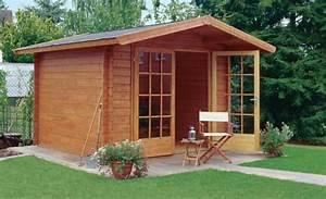 Betonplatten Mit Holzstruktur : gartenhaus aufbauen gartenhaus ~ Markanthonyermac.com Haus und Dekorationen