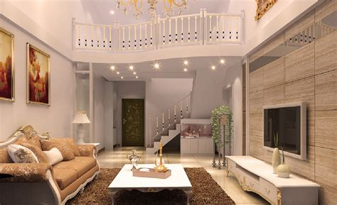 Home Design Inside : Amazing Of Duplex House Interior Design In D By House Int