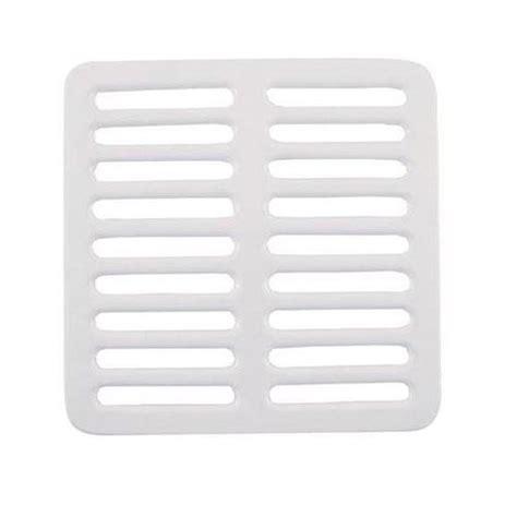 commercial 9 1 4 quot porcelain floor sink top grate strainer ebay
