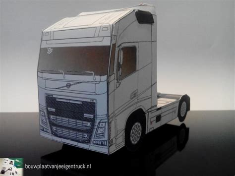 131 Best Bouwplaatvanjeeigentruck.nl Paper Models