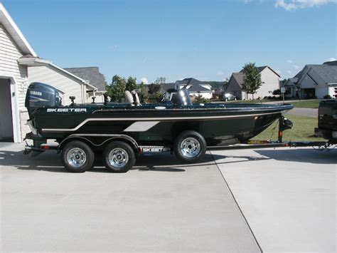 Triton Deep V Boats For Sale by Used Muskie Boats For Sale Classified Ads