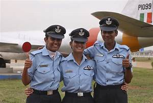 Creating History: India's First Woman Fighter Pilot Flies ...