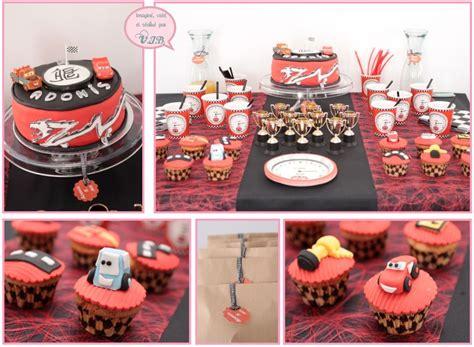 sweet table decorations pour table gourmande cars f 234 te une recettes et id 233 es d