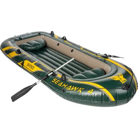 Boat Tubes Academy intex seahawk 11 ft 7 in inflatable boat set academy
