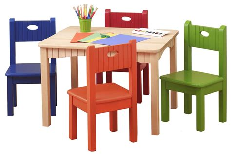 Wooden Table And Chairs For Kids  Homesfeed. Loft With Desk. Short Table. Bakery Table. Command Center Desk. Stainless Steel Desk. Office Depot Desks Sale. Writing Desks For Sale. 4 Drawer Wooden Filing Cabinet