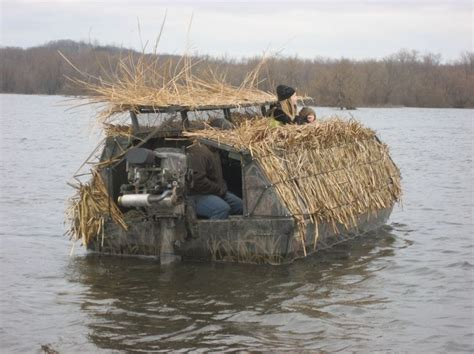 Duck Hunting Boat Build by 16 Best Duck Blinds Images On Pinterest Waterfowl