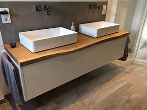 Waschtischplatte Mit Schublade : waschtischunterschrank mit aufsatzbecken ~ Markanthonyermac.com Haus und Dekorationen