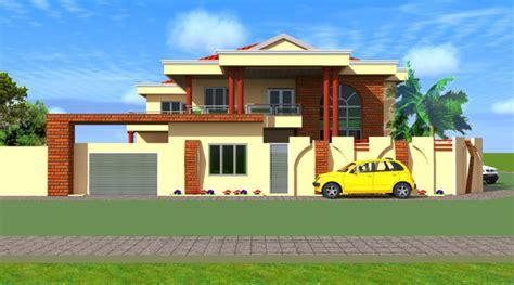 plan maison moderne en afrique