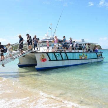 Catamaran Great Keppel Island by Islands Of Capricorn Region Barrier Reef Australia