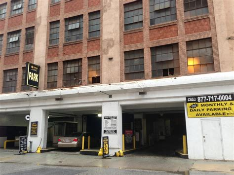 Water Street Garage  Parking In Baltimore Parkme