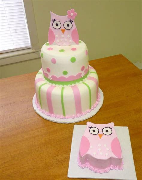 owl birthday cake owl cakes ideas