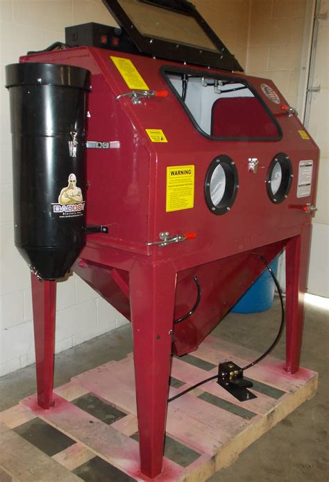 100 how does a sandblasting cabinet tp tools usa