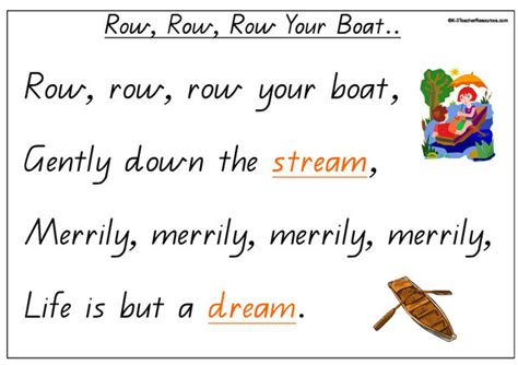 Row Your Boat Full Song by Row Row Row Your Boat