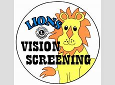 Lions Club Vision Screening Langton Public School