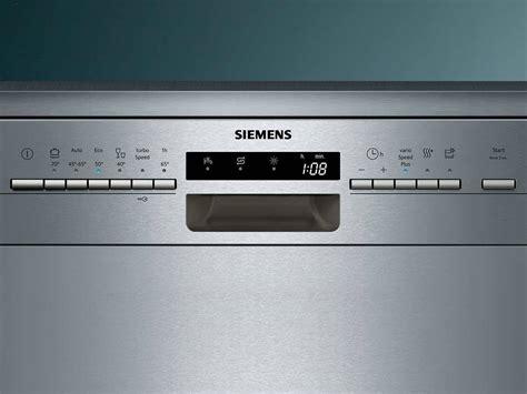Siemens Geschirrspüler ExpertenTesten