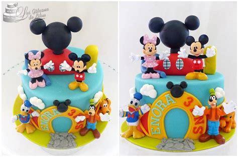 g 226 teau maison de mickey les gateaux de lilou cake design