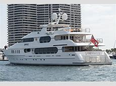 8 Nicest Celebrity Yachts Biography Archive